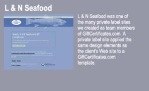 L & N Seafood